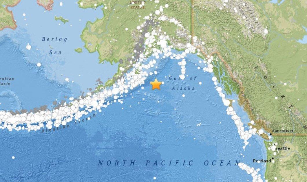 Φόβοι για τσουνάμι μετά τον σεισμό μεγέθους 8,2 βαθμών της κλίμακας Ρίχτερ στην Αλάσκα  - Κυρίως Φωτογραφία - Gallery - Video