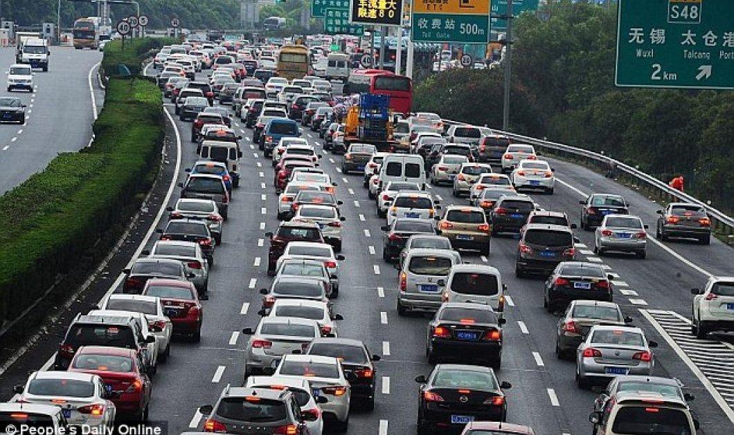 Η Κίνα βρήκε τον τρόπο για να αντιμετωπίσει την ρύπανση της ατμόσφαιρας από τα αυτοκίνητα- Πληρώνει τους πολίτες της   - Κυρίως Φωτογραφία - Gallery - Video