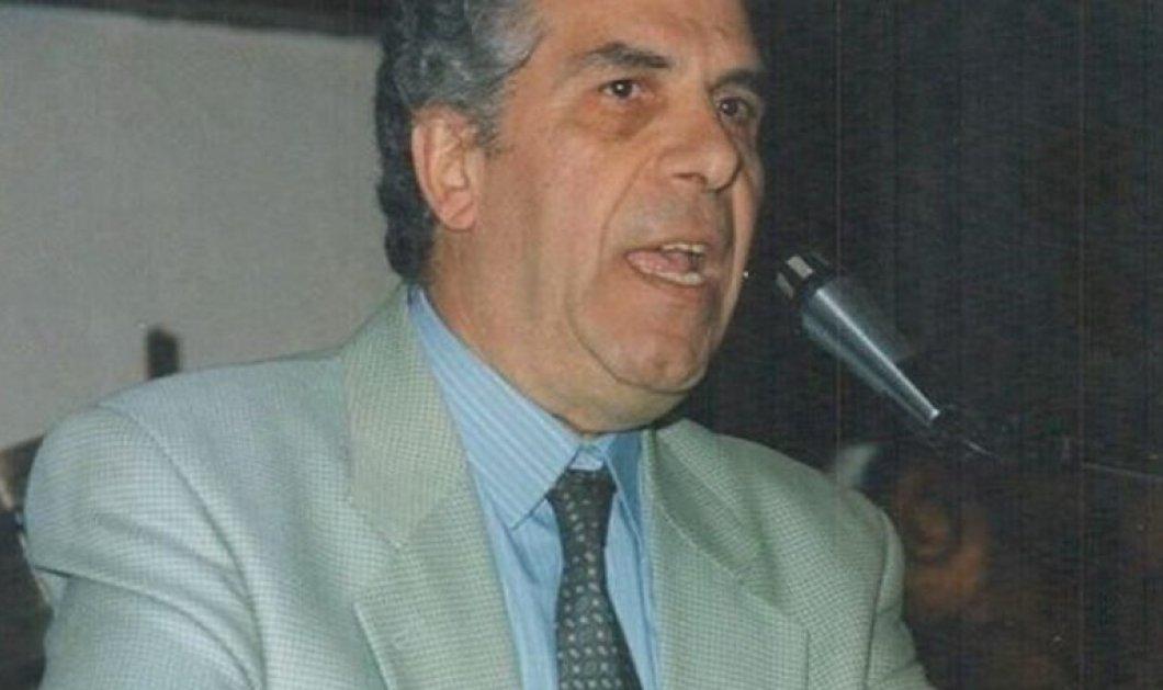 Έφυγε από τη ζωή ο πρώην βουλευτής της Νέας Δημοκρατίας Τάκης Βουδούρης - Κυρίως Φωτογραφία - Gallery - Video