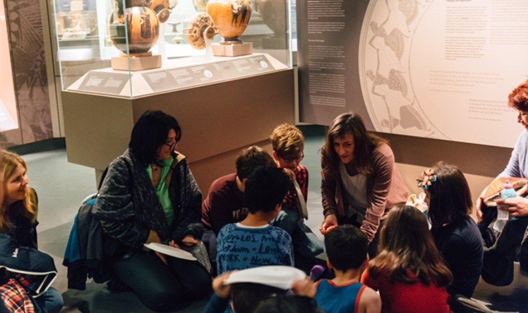 Για τους μικρούς μας φίλους: Εξαιρετικά εκπαιδευτικά προγράμματα 2018 στο Μουσείο Κυκλαδικής Τέχνης - Κυρίως Φωτογραφία - Gallery - Video