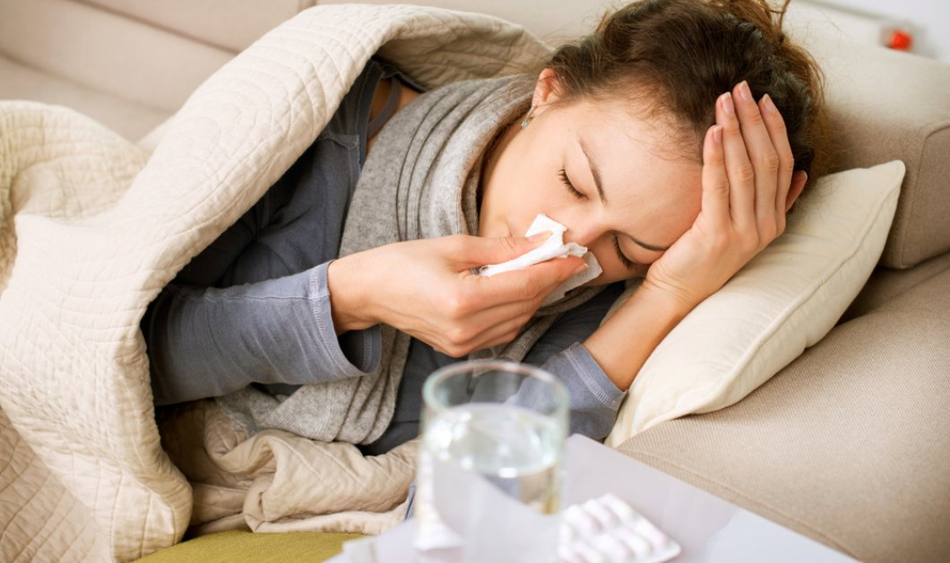 Νέα μελέτη για την γρίπη: Αυξάνει μεσοπρόθεσμα τον κίνδυνο εμφράγματος  - Κυρίως Φωτογραφία - Gallery - Video