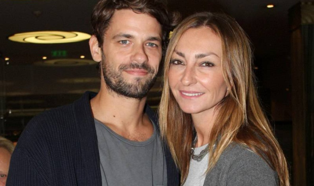 Ο Απόστολος Τότσικας έκλεισε τα 35 & η ερωτευμένη γυναίκα του Ρούλα τον φίλησε στο στόμα (ΒΙΝΤΕΟ) - Κυρίως Φωτογραφία - Gallery - Video