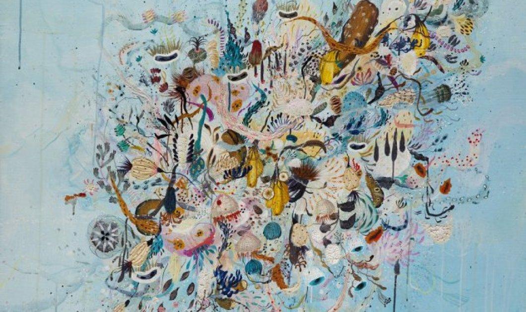 Όταν η τέχνη εμπνέεται από την φύση: Εκπληκτικοί πίνακες γεμάτοι χρώματα που θα σας ενθουσιάσουν! - Κυρίως Φωτογραφία - Gallery - Video