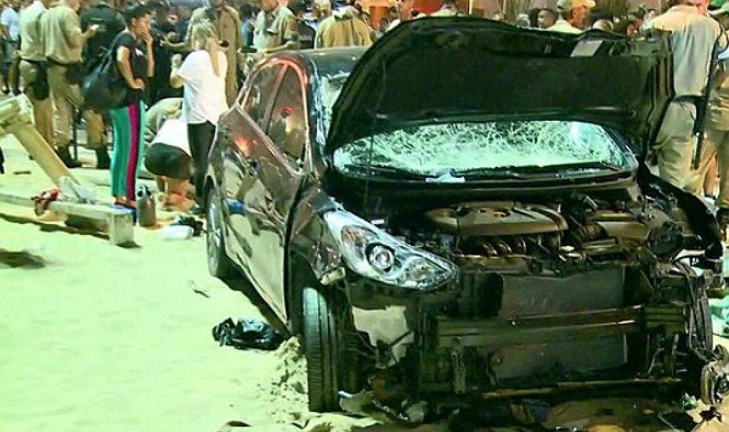 Oδηγός έπαθε επιληψία & σκότωσε βρέφος 9 μηνών & τραυμάτισε ακόμη 15 - Σκληρές εικόνες από την τρελή πορεία αυτοκινήτου (ΦΩΤΟ - ΒΙΝΤΕΟ) - Κυρίως Φωτογραφία - Gallery - Video