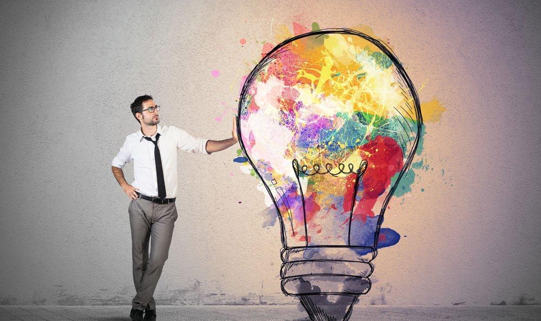 Νέα έρευνα: Η δημιουργικότητα έχει το «αποτύπωμά» της στον εγκέφαλο - Κυρίως Φωτογραφία - Gallery - Video
