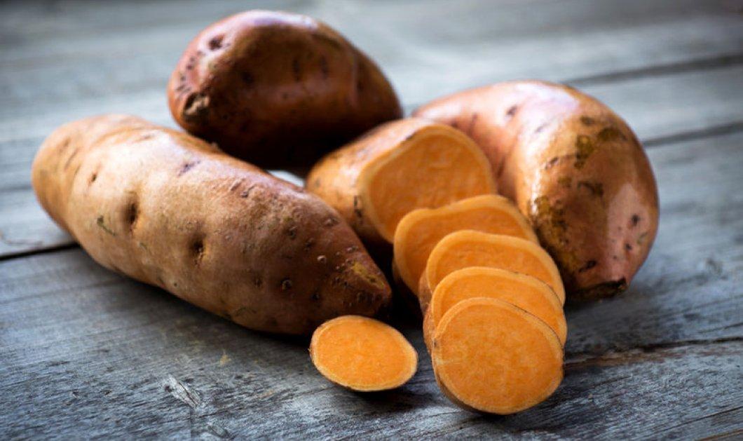 Γλυκοπατάτες: Διατροφική αξία, οφέλη και κίνδυνοι για την υγεία - Κυρίως Φωτογραφία - Gallery - Video