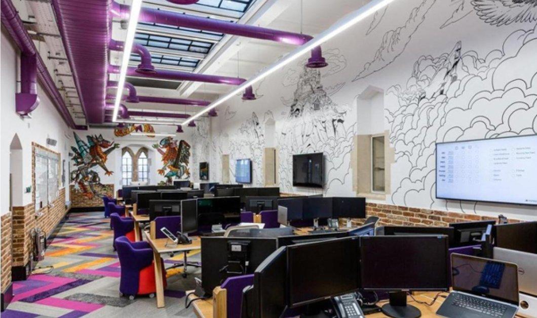 Το αφεντικό ρωτάει 50 εργαζόμενους: Πως θέλετε να διακοσμήσετε το γραφείο σας; Και αυτοί έβαλαν τα δυνατά τους  - Κυρίως Φωτογραφία - Gallery - Video