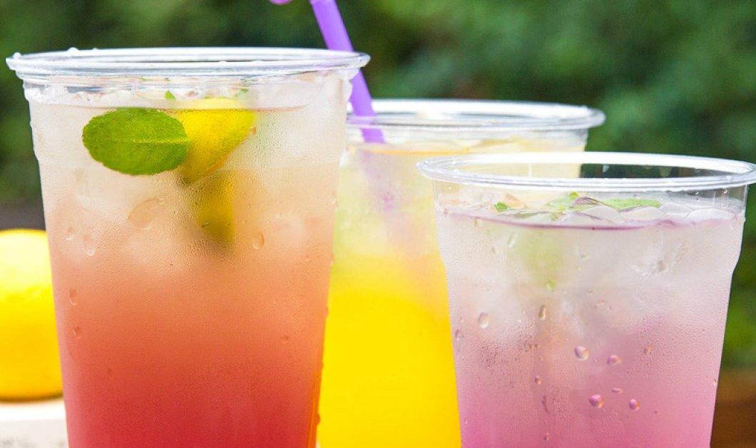 Τι σημαίνουν οι γραμμές σε ένα πλαστικό ποτήρι μιας χρήσης; Έχετε αναρωτηθεί ποτέ; Ιδού η απάντηση!  - Κυρίως Φωτογραφία - Gallery - Video