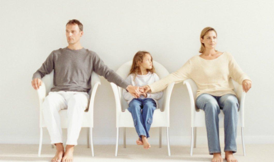 Η σχέση οδηγείται στο διαζύγιο... και το παιδί; Ιδού πως να μιλήσετε με ευθύνη στα παιδιά! - Κυρίως Φωτογραφία - Gallery - Video