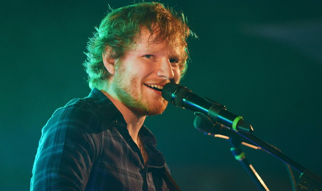 O Ed Sheeran αρραβωνιάστηκε και δηλώνει πολύ ερωτευμένος  με την παιδική του φίλη (ΦΩΤΟ) - Κυρίως Φωτογραφία - Gallery - Video