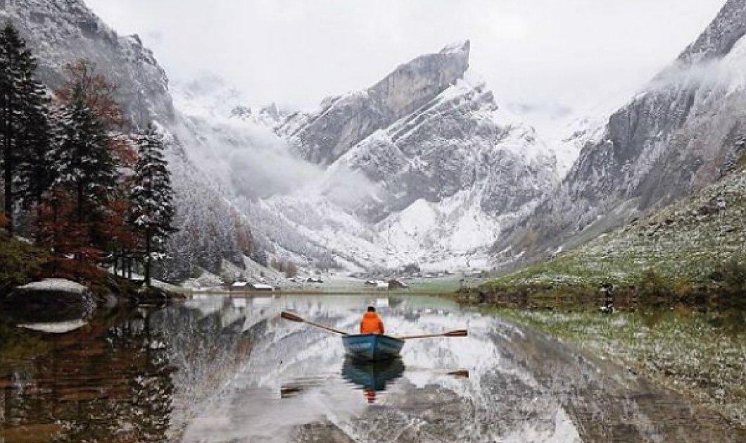 Η κρυστάλλινη ομορφιά της Ελβετίας μέσα από απίθανα κλικς - Η φύση στα καλύτερα της μαγνητίζει το βλέμμα... (ΦΩΤΟ) - Κυρίως Φωτογραφία - Gallery - Video