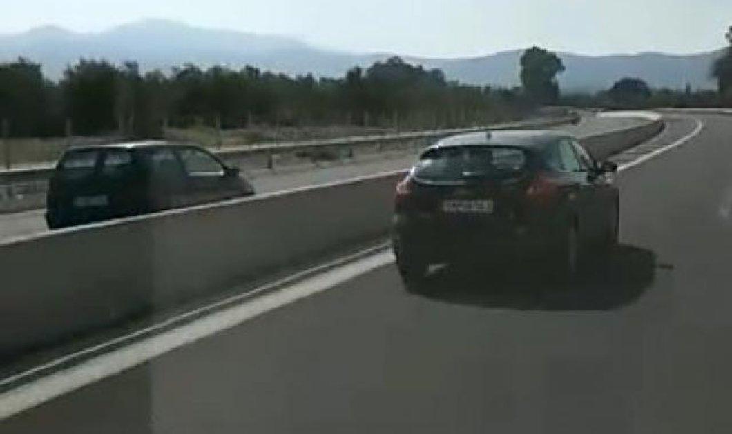Βίντεο: Απίστευτο περιστατικό με μεθυσμένο οδηγό να πηγαίνει αντίθετα στην εθνική οδό Ρεθύμνου-Χανίων   - Κυρίως Φωτογραφία - Gallery - Video