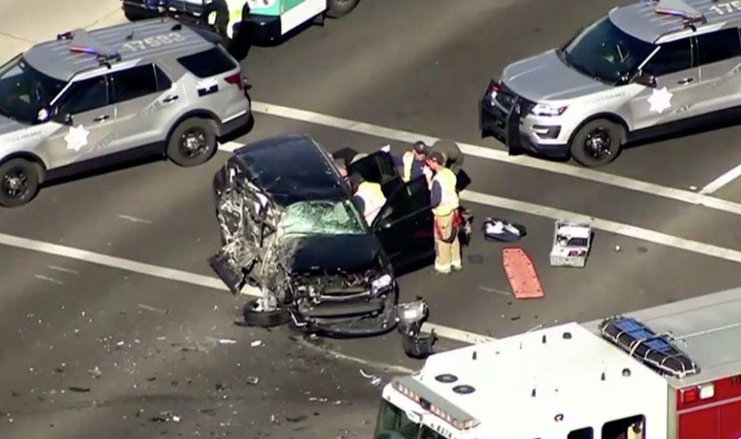 Απίστευτο βίντεο: Καρέ - καρέ η καταδίωξη αυτοκινήτου στην Αριζόνα από αστυνομικούς  - Κυρίως Φωτογραφία - Gallery - Video