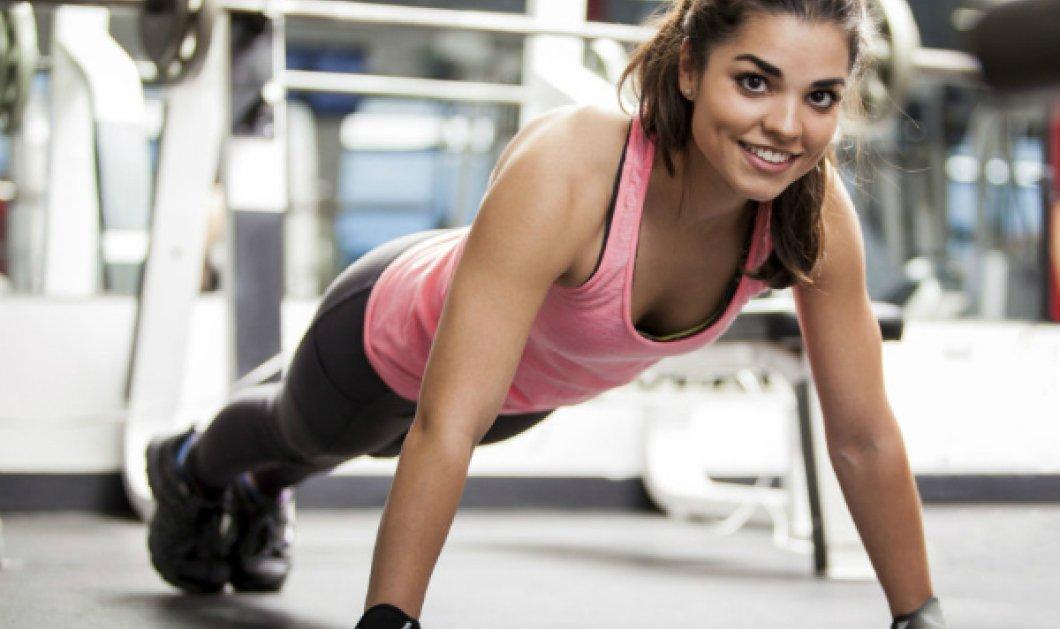 Θέλετε να κερδίσετε το... χαμένο έδαφος στη γυμναστική; Ιδού ένα 4λεπτο workout για fitness χέρια και κοιλιακούς (ΒΙΝΤΕΟ) - Κυρίως Φωτογραφία - Gallery - Video