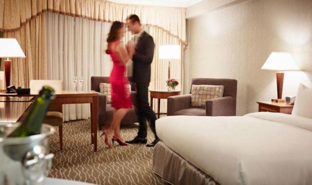 Δε φαντάζεστε τι έχουν κλέψει από τα ξενοδοχεία οι μακρυχέρηδες πελάτες... έως και τζάκι! - Κυρίως Φωτογραφία - Gallery - Video
