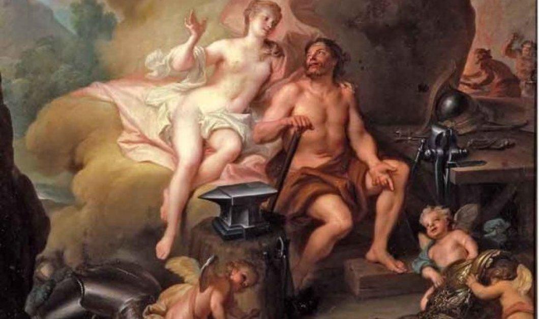 Greek Mythos: Ποιος και γιατί έδεσε σε χρυσό θρόνο τη βασίλισσα των θεών, Ήρα; Τι έγινε μετά; - Κυρίως Φωτογραφία - Gallery - Video