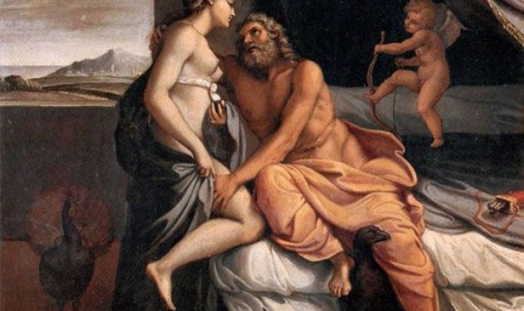 Greek Mythos: Όταν ο Πρίαπος μέθυσε & ετοιμαζόταν να βιάσει τη θεά Εστία, τη θεά της οικογένειας και κορίτσι του «σπιτιού», την πραότερη & συνετότερη! Τι συνέβη όμως; - Κυρίως Φωτογραφία - Gallery - Video