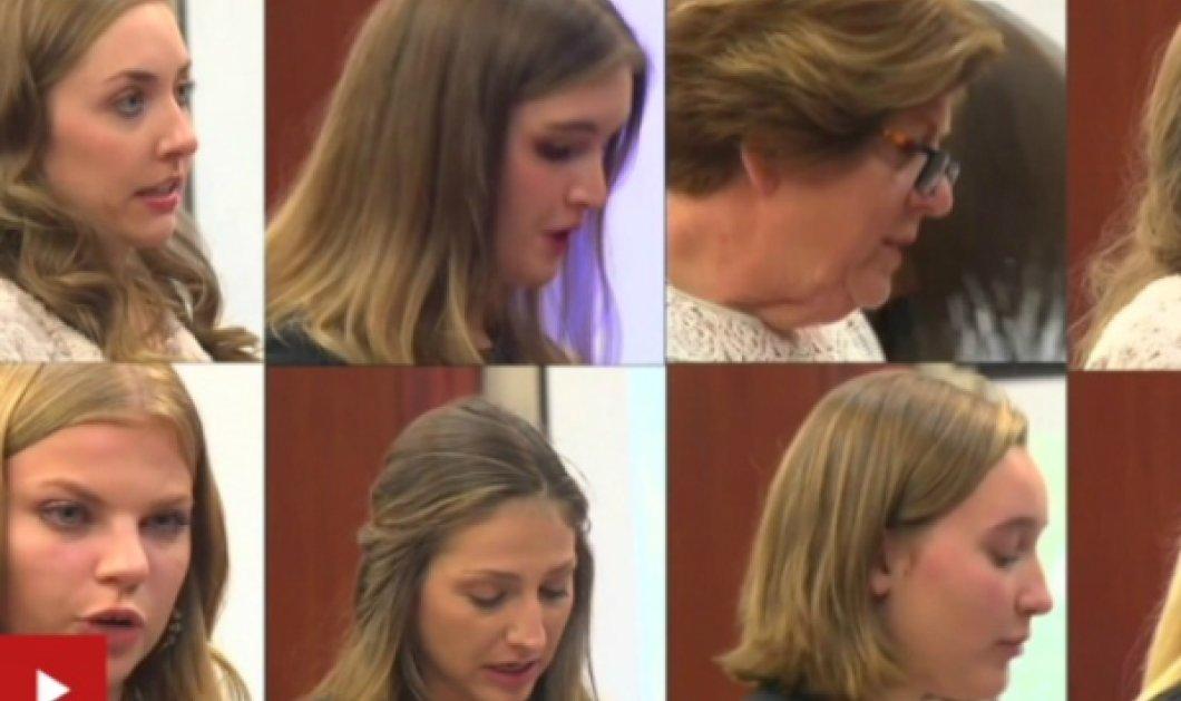 Ραγίζουν καρδιές οι πανέμορφες αθλήτριες στη δίκη του γιατρού που τις κακοποιούσε σεξουαλικά (ΦΩΤΟ - ΒΙΝΤΕΟ) - Κυρίως Φωτογραφία - Gallery - Video