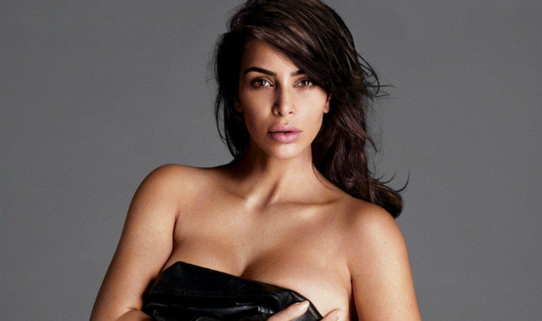 Και ναι, η αποκαλυπτικότατη Kim Kardashian επέστρεψε! Πιο γυμνή από ποτέ & 2 εκατομμύρια likes (ΦΩΤΟ) - Κυρίως Φωτογραφία - Gallery - Video