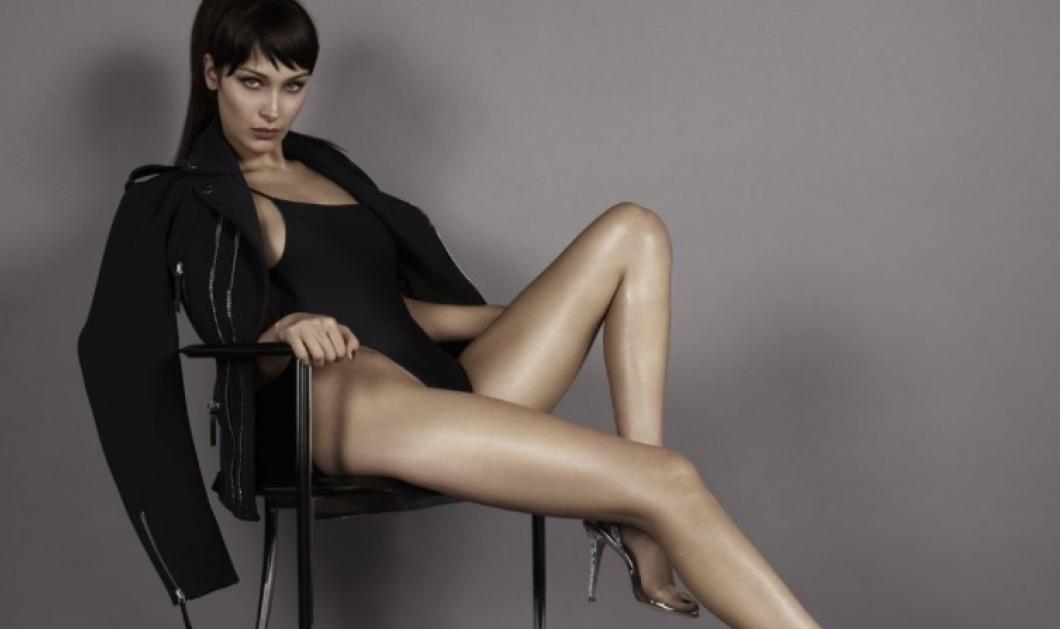 H Bella Hadid πιο σέξι από ποτέ με μαύρα εσώρουχα στο Instagram - ΦΩΤΟ - Κυρίως Φωτογραφία - Gallery - Video