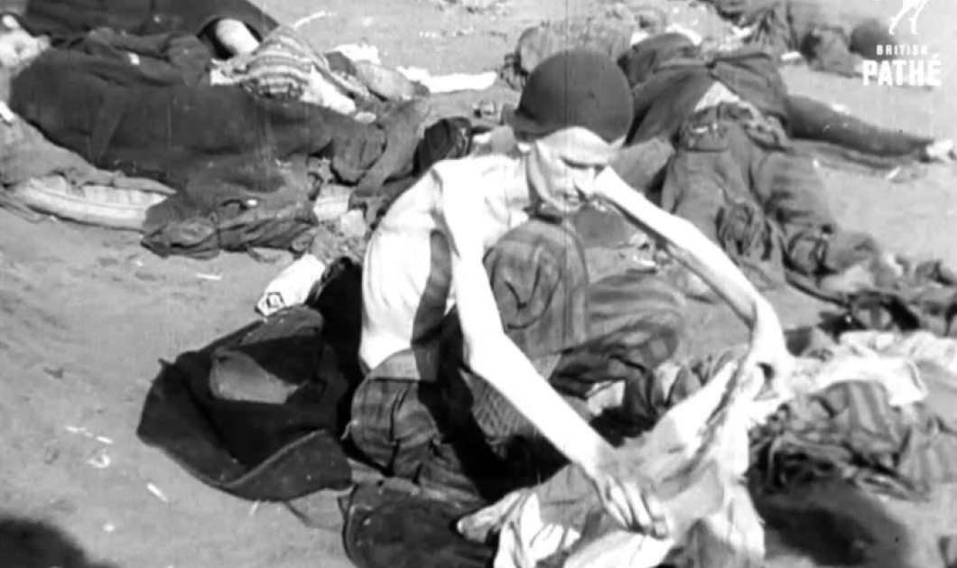 """Βίντεο που """"κόβει την ανάσα"""" από το Oλοκαύτωμα: Καρέ- καρέ οι χειρότερες φρικαλεότητες των Ναζί στην ιστορία   - Κυρίως Φωτογραφία - Gallery - Video"""