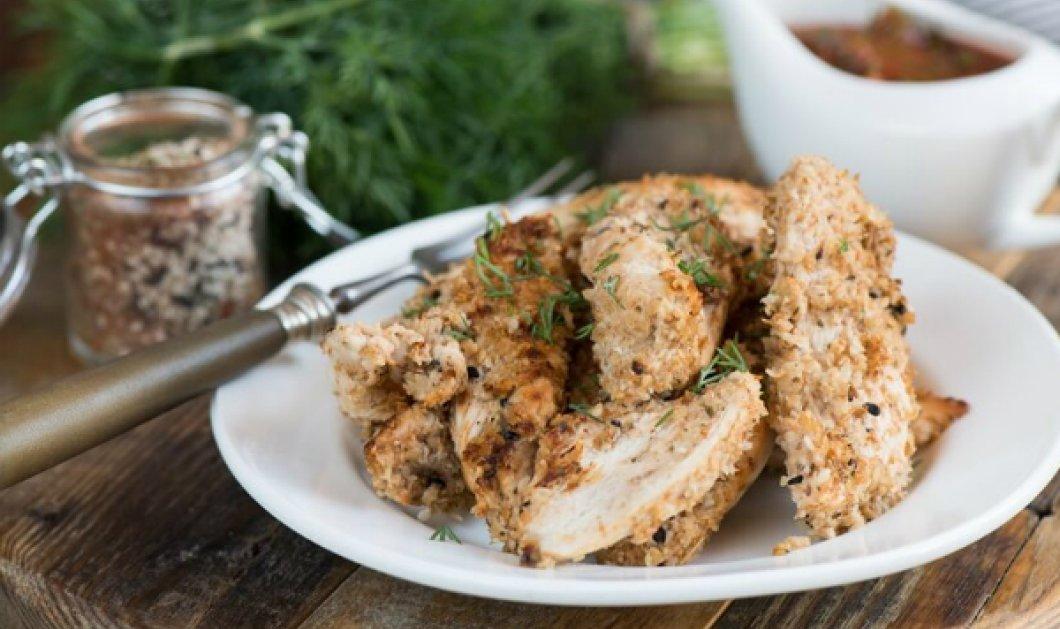 """Αλμυρή """"αμαρτία"""" από τον μετρ της κουζίνας, Έκτορα Μποτρίνι - Μπουκίτσες από κοτόπουλο με βότκα! - Κυρίως Φωτογραφία - Gallery - Video"""
