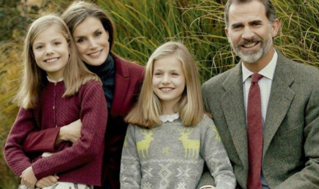 Βίντεο & φωτό από την καθημερινότητα της βασιλικής οικογενείας της Ισπανίας - Τρώνε, τραγουδούν, πάνε σχολείο όλοι μαζί! - Κυρίως Φωτογραφία - Gallery - Video