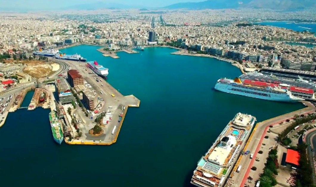 Ρίχνουν άγκυρα στα λιμάνια τα πλοία - 24ωρη απεργία ανακοινώθηκε για αύριο, Τετάρτη - Κυρίως Φωτογραφία - Gallery - Video