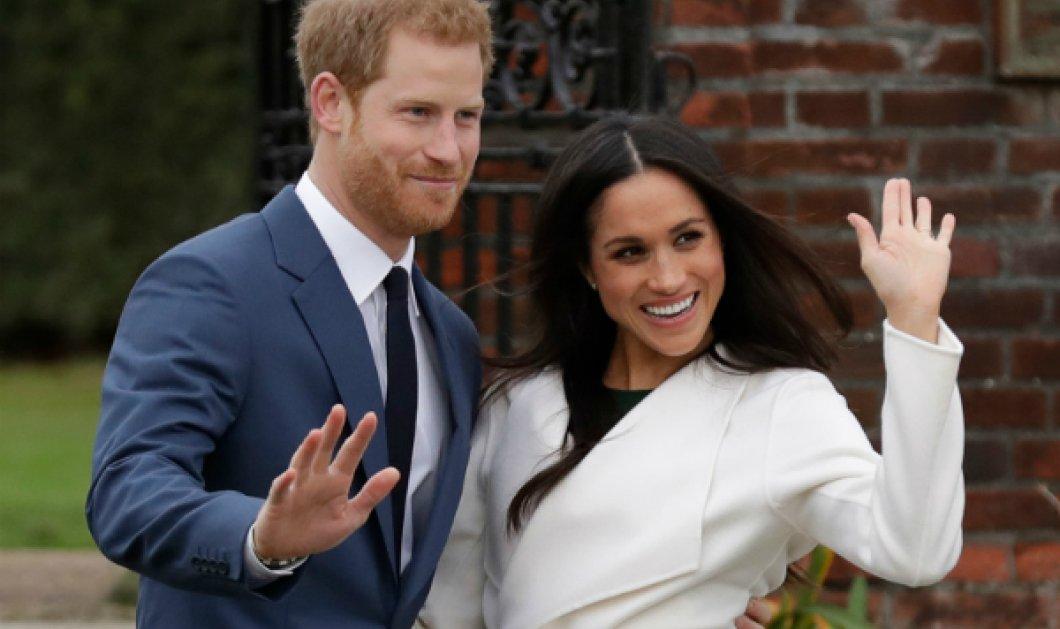 Το Μπάκιγχαμ ανακοίνωσε τις λεπτομέρειες για το γάμο της Μέγκαν Μαρκλ & του Πρίγκιπα Χάρι - Κυρίως Φωτογραφία - Gallery - Video