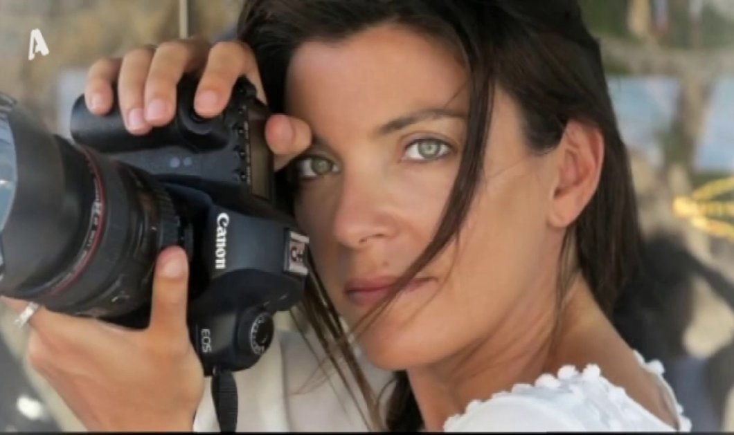 """Η Μαρίνα Βερνίκου φωτογραφίζει από ψηλά τα """" θαλασσινά ζαχαρωτά"""" σε παραλία της Γκόα και μας συναρπάζει! - Δείτε την υπέροχη φώτο - Κυρίως Φωτογραφία - Gallery - Video"""