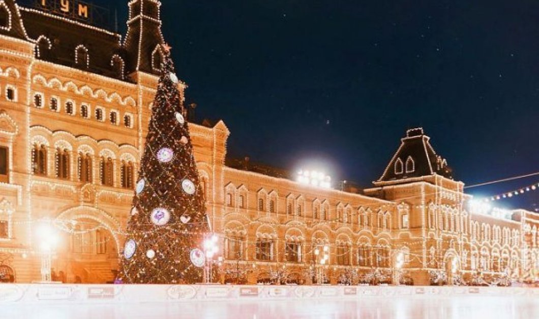 Πάμε μια βόλτα στην παγωμένη Μόσχα! Μαγεία και παραμύθι από την πανέμορφη πρωτεύουσα (ΦΩΤΟ) - Κυρίως Φωτογραφία - Gallery - Video