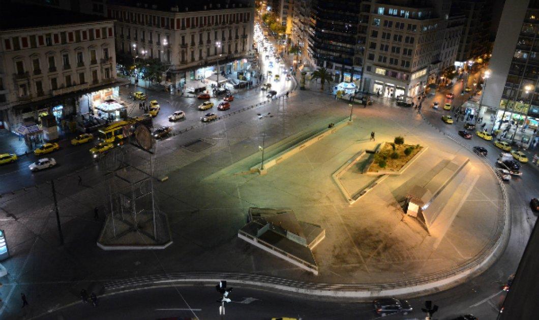 Μυστήριο με θάνατο στην Ομόνοια - Άνδρας έπεσε στο κενό από την ταράτσα ξενοδοχείου & μια βαλίτσα γεμάτη ευρώ πλάι του! - Κυρίως Φωτογραφία - Gallery - Video