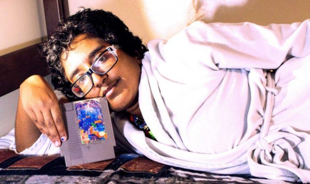 Νεαρή Αμερικανίδα θέλει να παντρευτεί το Tetris της- Είχε πλατωνική  σχέση και με το κομπιούτερ....(ΦΩΤΟ) - Κυρίως Φωτογραφία - Gallery - Video