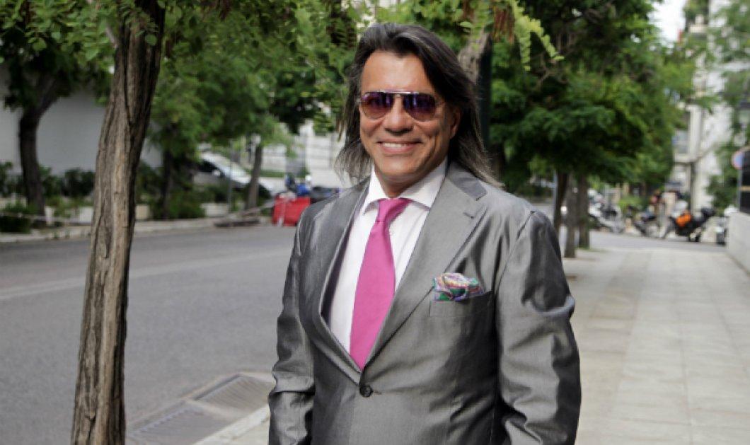"""""""Επαθα Σουλιώτισσα"""": Μόνο ο απολαυστικός δήμαρχος Μαραθώνα, Ηλίας Ψινάκης θα μπορούσε να διακωμωδήσει έτσι το ατύχημα του (ΦΩΤΟ) - Κυρίως Φωτογραφία - Gallery - Video"""
