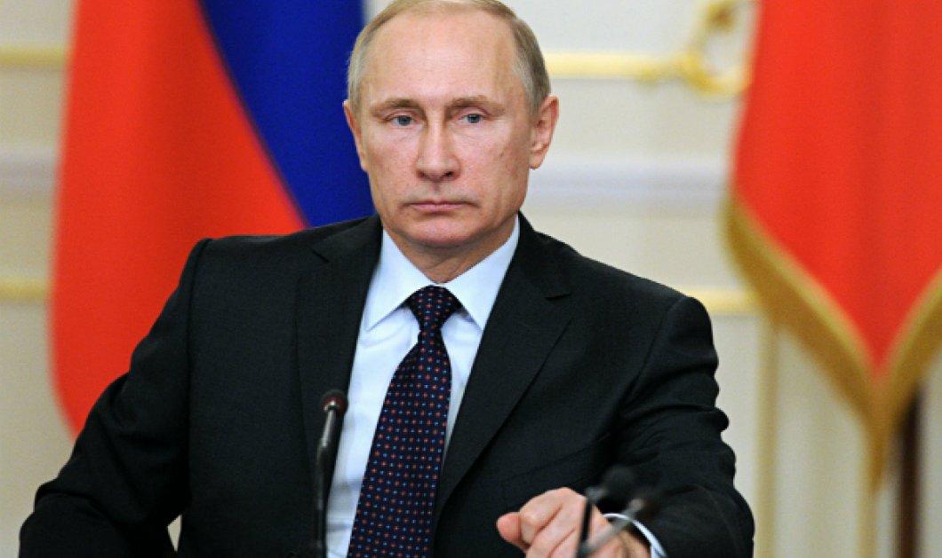 Βλαντιμίρ Πούτιν: Με 400 εκατομμύρια ρούβλια ο λογαριασμός του! - Κυρίως Φωτογραφία - Gallery - Video