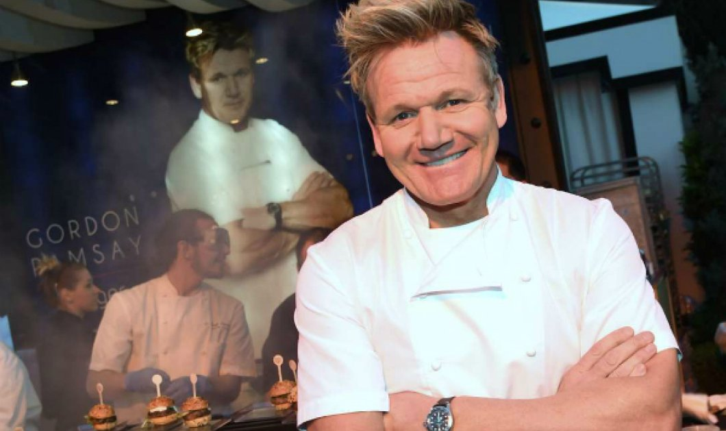 Ο διάσημος σεφ Gordon Ramsay έχασε 25 κιλά όταν φοβήθηκε πως η γυναικά του θα τον εγκαταλείψει (ΦΩΤΟ) - Κυρίως Φωτογραφία - Gallery - Video