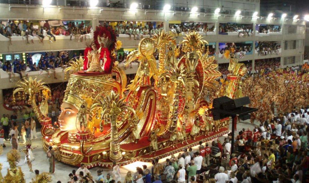 Happy news! Ξεπερνούν το εκατομμύριο οι λάτρεις του καρναβαλιού στο λαμπερό Ρίο - Κυρίως Φωτογραφία - Gallery - Video