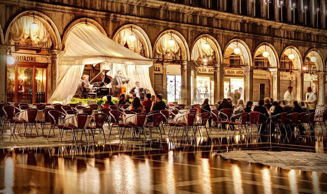 Σάλος στη Βενετία ! Πλήρωσαν 1100 ευρώ για 4 μπριζόλες  ένα πιάτο θαλασσινά και κρασί !!!! - Κυρίως Φωτογραφία - Gallery - Video