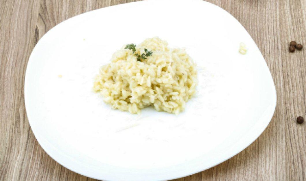 Η κορυφαία γεύση βρίσκεται στην... απλότητα! Ο μετρ της κουζίνας, Έκτορας Μποτρίνι προτείνει υπέροχο ρίζοτο alla parmezana - Κυρίως Φωτογραφία - Gallery - Video