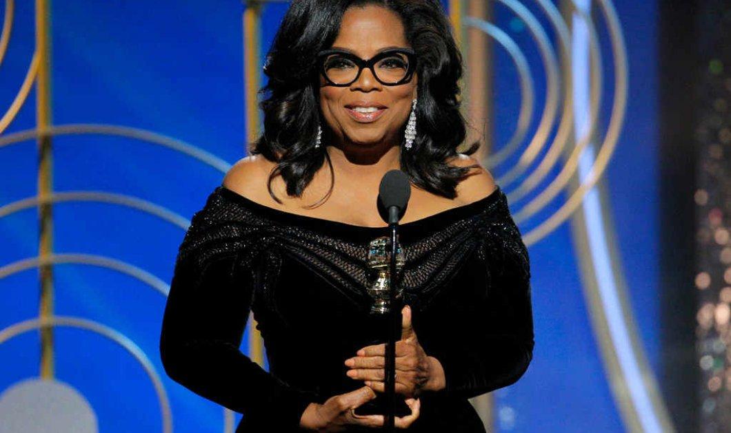 Η πιο συγκλονιστική ομιλία της Oprah Winfrey στα Golden Globes (ΦΩΤΟ- ΒΙΝΤΕΟ) - Κυρίως Φωτογραφία - Gallery - Video