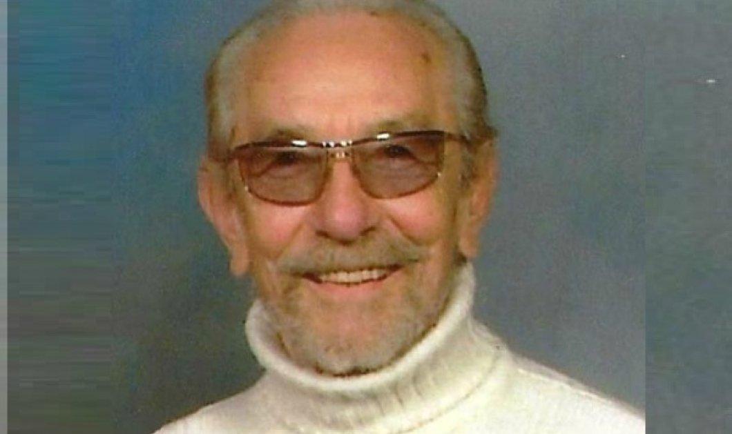 Ο έμπορος που έγινε σλόγκαν έφυγε από την ζωή - Ο Σαράφης από τα Τρίκαλα σε ηλικία 91 ετών  - Κυρίως Φωτογραφία - Gallery - Video