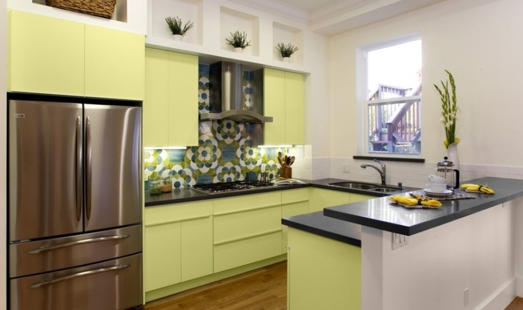 Μήπως ήρθε η ώρα ο τοίχος της κουζίνας σας να αλλάξει όψη; Δείτε  5 υπέροχες ιδέες! (Φωτό) - Κυρίως Φωτογραφία - Gallery - Video