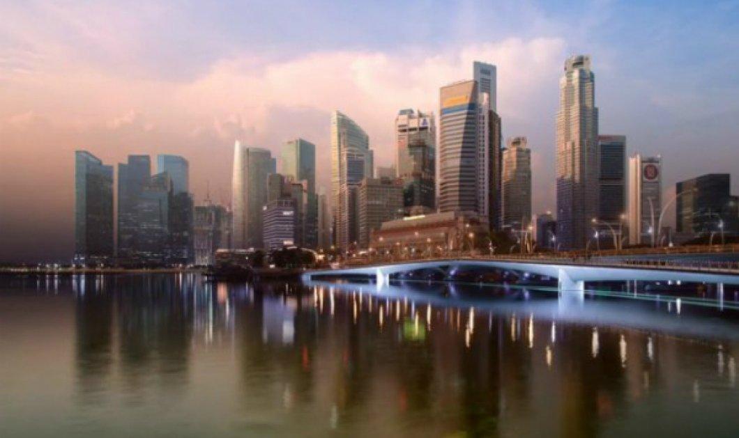 Εκπληκτικό travel βίντεο: Ας μεταφερθούμε για λίγα λεπτά στην εξωτική & υπερσύγχρονη Σιγκαπούρη, φύγαμε! - Κυρίως Φωτογραφία - Gallery - Video
