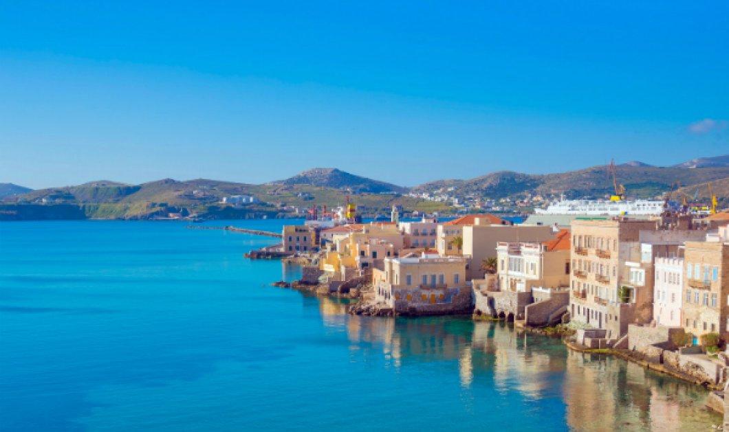 Τραγωδία στο Αιγαίο: Ανέσυραν νεκρό τον άνδρα που έπεσε στην θάλασσα μπροστά στα μάτια των επιβατών του Naxos - Κυρίως Φωτογραφία - Gallery - Video