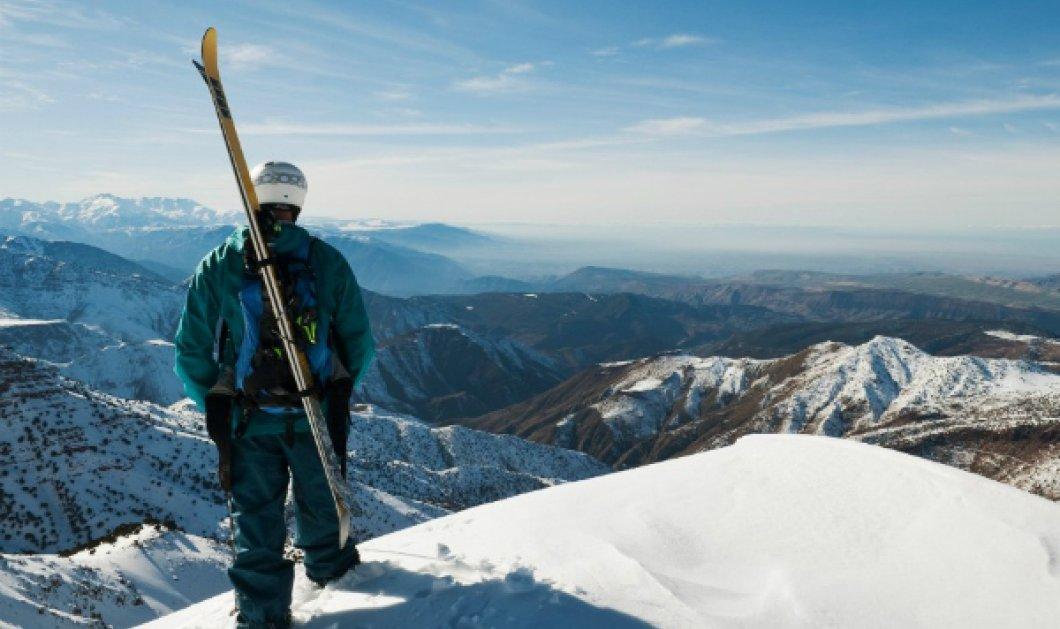 Από τους μαγευτικούς αμμόλοφους στο... απόλυτο λευκό - Μάλλον μπερδεύτηκε ο καιρός στο Μαρόκο με ασυνήθιστες χιονοπτώσεις (ΦΩΤΟ) - Κυρίως Φωτογραφία - Gallery - Video