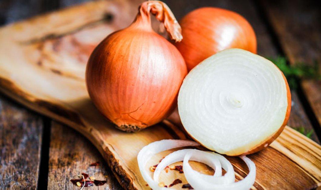 Όχι onion αλλά sunion, τα κρεμμύδια που δεν φέρνουν δάκρυα είναι έτοιμα για την κουζίνα σας - ΦΩΤΟ & ΒΙΝΤΕΟ - Κυρίως Φωτογραφία - Gallery - Video