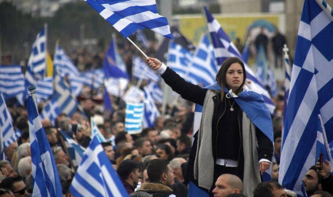 Στο Σύνταγμα το συλλαλητήριο για τη Μακεδονία -Διαψεύδουν οι διοργανωτές πως θα γίνει στον Πειραιά  - Κυρίως Φωτογραφία - Gallery - Video