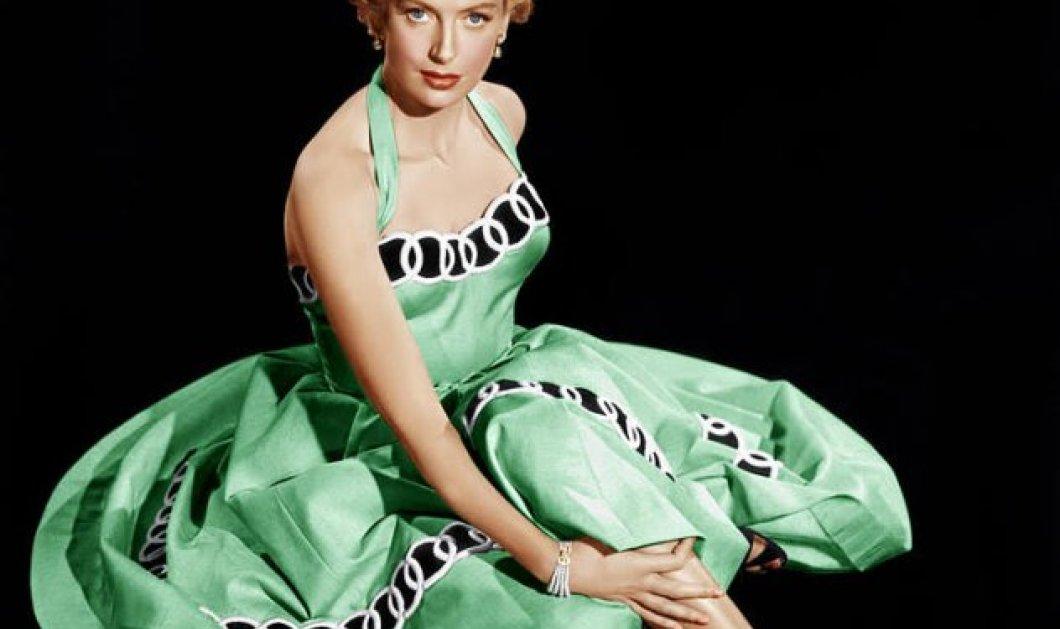 Vintage - Ντέμπορα Κερ: Η ιστορία μιας αριστοκράτισσας που έγινε σταρ του Χόλιγουντ - Άφησε εποχή με ένα φιλί και με φανταστικές τουαλέτες - Κυρίως Φωτογραφία - Gallery - Video
