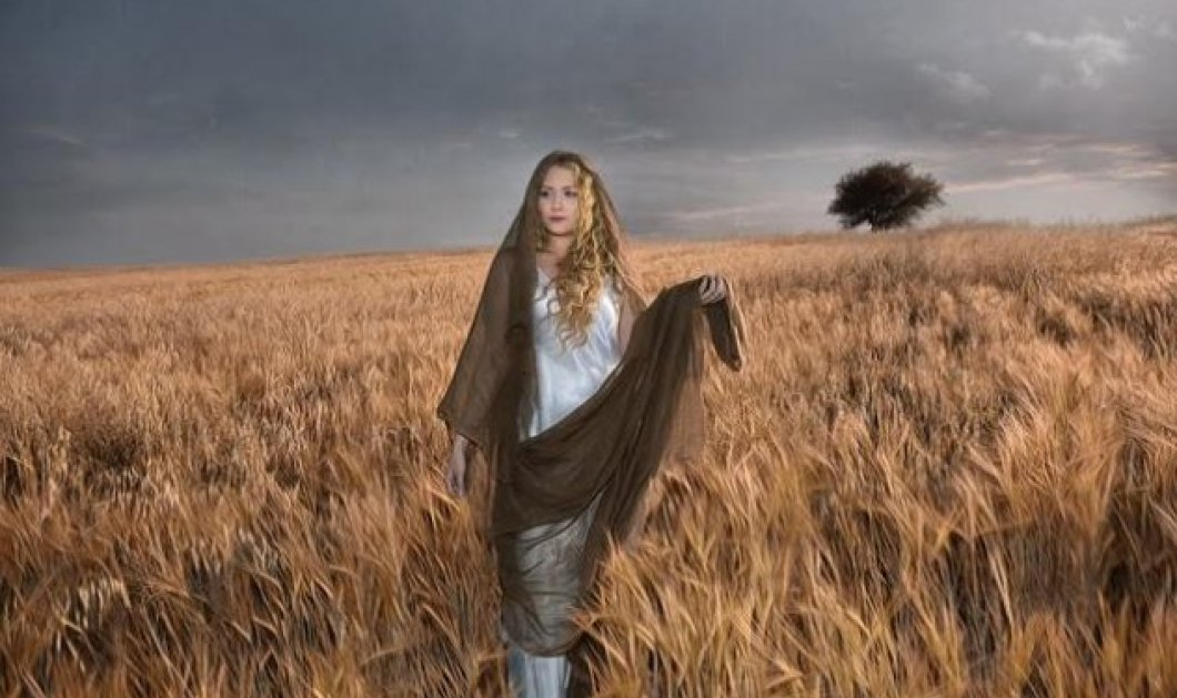 Greek mythos: Όταν έκλαιγε η θεά Δήμητρα είχαμε βροχές, όταν επέστρεφε η κόρη της η Περσεφόνη, χαρές & καλοκαίρι - Κυρίως Φωτογραφία - Gallery - Video
