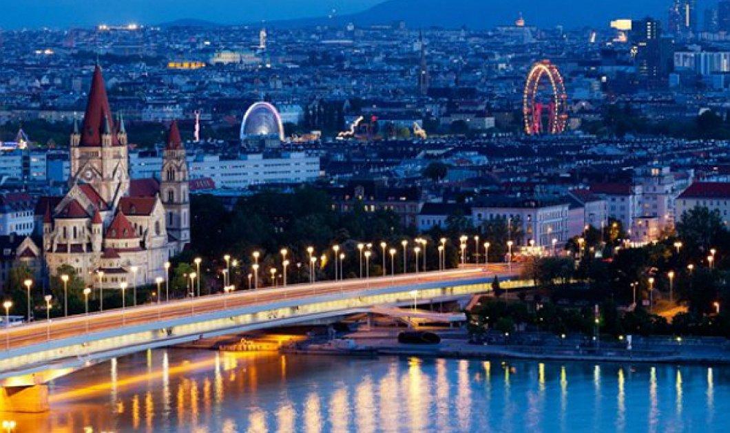 Εκπληκτικό travel βίντεο: Τι λέτε, πάμε μέχρι την μαγευτική & φινετσάτη Βιέννη για... 3,5 λεπτά; - Κυρίως Φωτογραφία - Gallery - Video